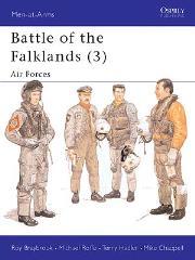Battle for the Falklands (3) - Air Forces