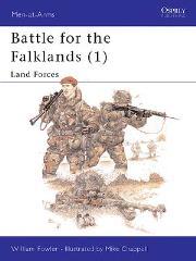 Battle for the Falklands (1) - Land Forces