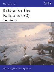 Battle for the Falklands (2) - Naval Forces