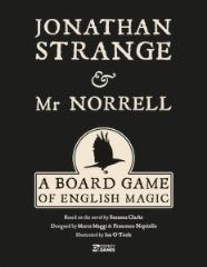 Jonathan Strange & Mr. Norrell - A Board Game of English Magic