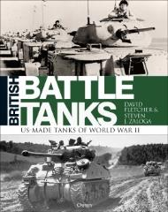 British Battle Tanks - American Made World War II Tanks