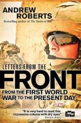 Letters from the Front - From the First World War to the Present Day