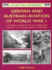 German and Austrian Aviation of World War 1