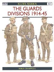 Guards Divisions 1914-1945, The