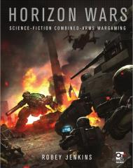 Horizon Wars - Science-Fiction Combined-Arms Wargaming