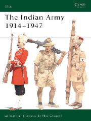 Indian Army 1914-1947, The