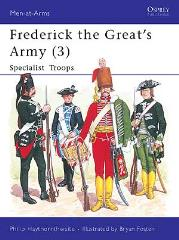 Frederick the Great's Army (3) - Specialist Troops