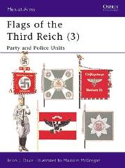 Flags of the Third Reich (3) - Party and Police Units