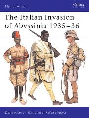 Italian Invasion of Abyssinia 1935-36, The