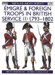 Emigre & Foreign Troops in British Service 1793-1802