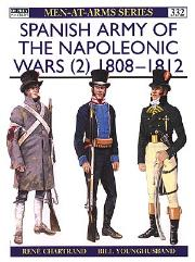Spanish Army of the Napoleonic Wars (2) - 1808-1812