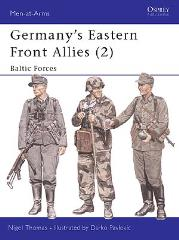 Germany's Eastern Front Allies (2) - Baltic Forces