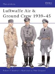 Luftwaffe Air & Ground Crew 1939-45