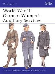 World War II German Woman's Auxiliary Services