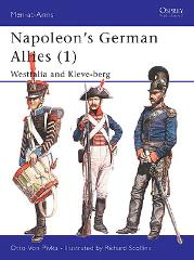 Napoleon's German Allies (1) - Westfalia and Kleve-Berg