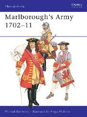 Marlborough's Army 1702-1711