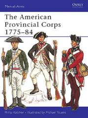 American Provincial Corps 1775-84, The