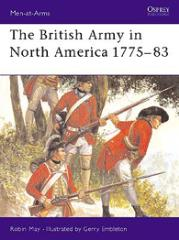 British Army in North America 1775-83, The