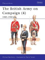 British Army on Campaign, The (4) - 1882-1902