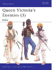 Queen Victoria's Enemies (3) - India