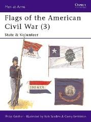 Flags of the American Civil War (3) - State & Volunteer