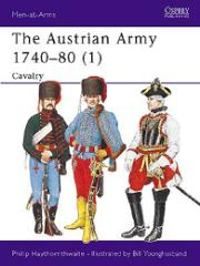 Austrian Army 1740-80, The (1) - Cavalry