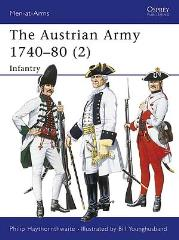 Austrian Army 1740-80, The (2) - Infantry