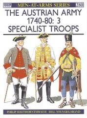 Austrian Army 1740-80, The (3) - Specialist Troops