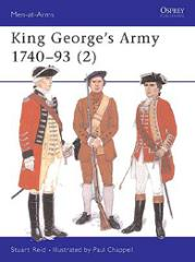 King George's Army 1740-93 (2)
