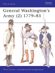General Washington's Army (2) - 1779-83