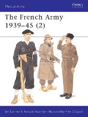 French Army 1939-45, The (2)