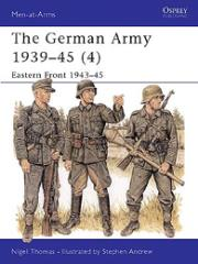 German Army 1939-45, The (4) - Eastern Front 1943-45
