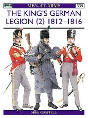 King's German Legion, The (2) - 1812-1816