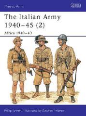 Italian Army 1940-45, The (2) - Africa 1940-43