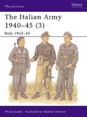 Italian Army 1940-45, The (3) - Italy 1943-45