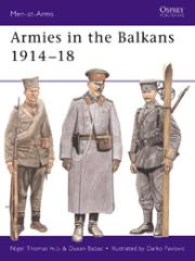 Armies in the Balkans 1914-18