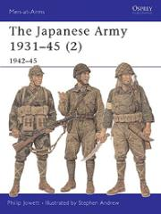 Japanese Army 1931-45, The (2) - 1942-45