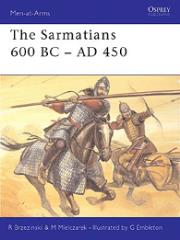 Sarmatians 600 BC - AD 450, The