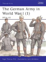 German Army in World War I, The (1) - 1914-15