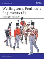 Wellington's Peninsula Regiments (2) - The Light Infantry