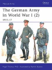 German Army in World War I, The (2) - 1915-17