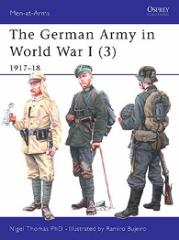 German Army in World War I, The (3) - 1917-18