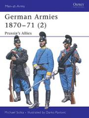 German Armies 1870-71 (2) - Prussia's Allies