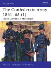 Confederate Army 1861-65, The (1) - South Carolina & Mississippi