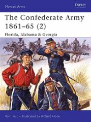 Confederate Army 1861-65, The (2) - Florida, Alabama & Georgia
