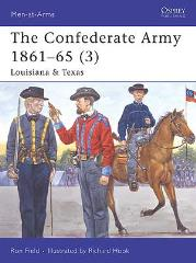 Confederate Army 1861-65, The (3) - Lousiana & Texas