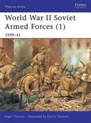 World War II Soviet Forces (1) - 1939-41