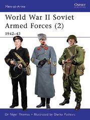 World War II Soviet Forces (2) - 1942-43