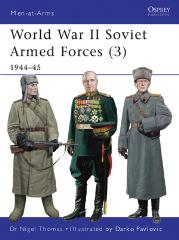 World War II Soviet Forces (3) - 1944-45