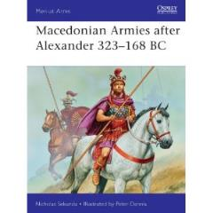 Macedonian Armies After Alexander 323-168BC